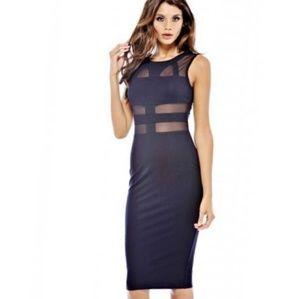 AX Paris | Black dress | size 8